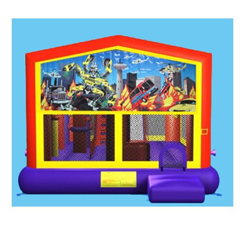Transformers Combo Jumper Rental in San Diego