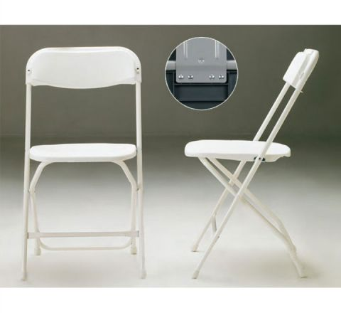 Adult Folding Chair Rental in San Diego