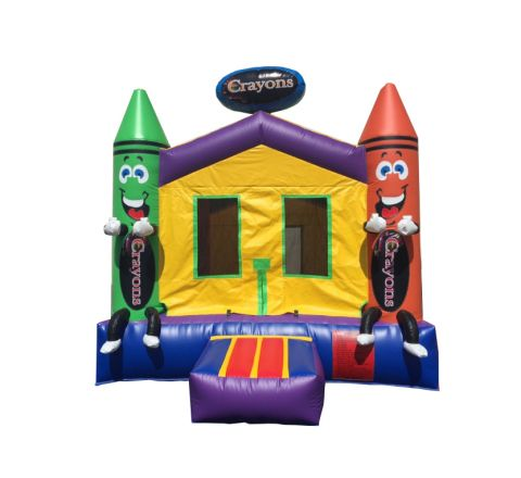 Crayon Jumper Rental in San Diego