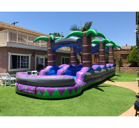 Dual lane Giant slip & slide (SKU W456)