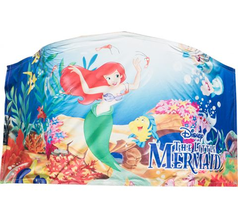 Little Mermaid Banner Rental in San Diego