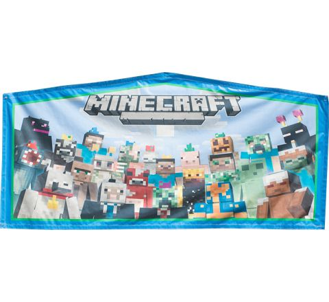 Minecraft Banner Rental in San Diego